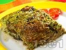 Рецепта Патладжани в бутер тесто